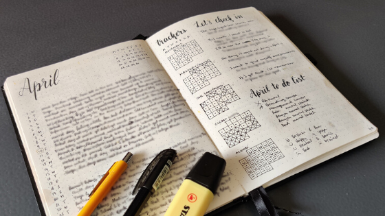 The Bullet Journal Method: What is it and how it works