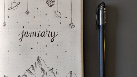 What I've learned from a year of bullet journaling
